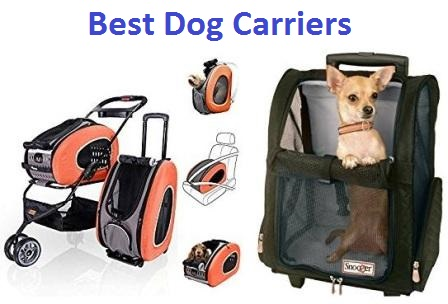 Top 15 Best Dog Carriers In 2018