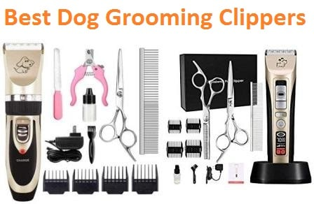 Best Dog Trimmers 2020 Top 15 Best Dog Grooming Clippers in 2019