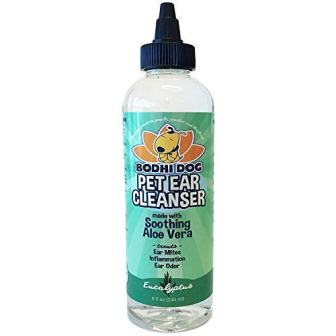 Top 15 Best Dog Ear Cleaners in 2019